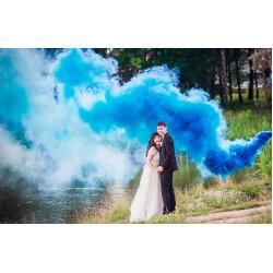 Где можно применять цветной дым