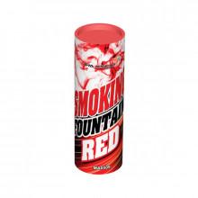 Цветной дым красного цвета (Maxsem, 35-40 секунд)