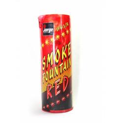 Цветной дым красного цвета (Польша, 35-40 секунд)