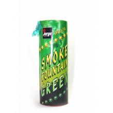 Цветной дым зеленого цвета (Польша, 35-40 секунд)